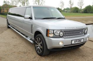 range rover limo hire biggleswade